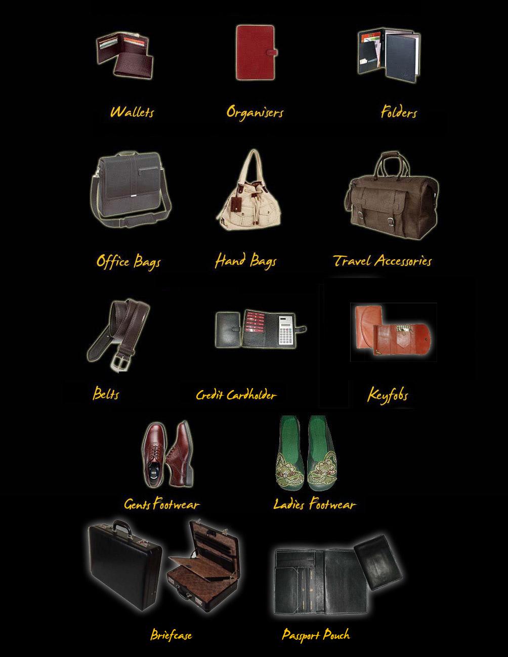 Leather Goods Exporters Mumbai India  d8593e63e